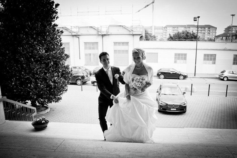 Due sposi a Torino