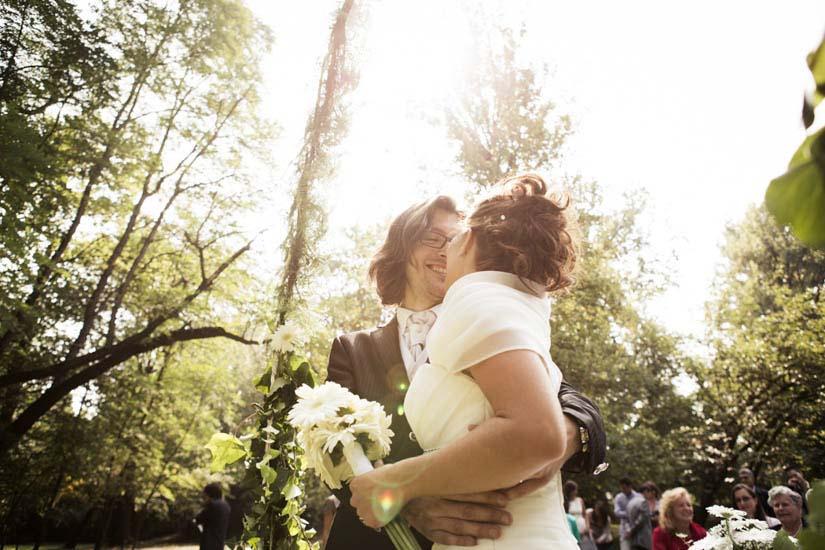 Fotografo matrimonio Torino: a Nichelino il matrimonio è divertente