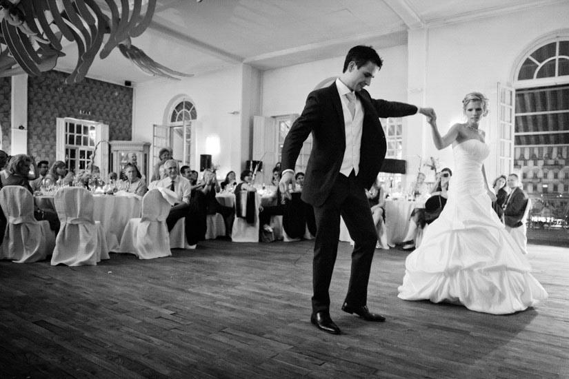 Fotografo matrimonio Torino: valzer di matrimonio al circolo Esperia a Torino