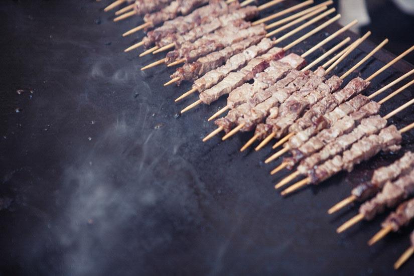 Matrimonio ad Alessandria e grigliata di carne