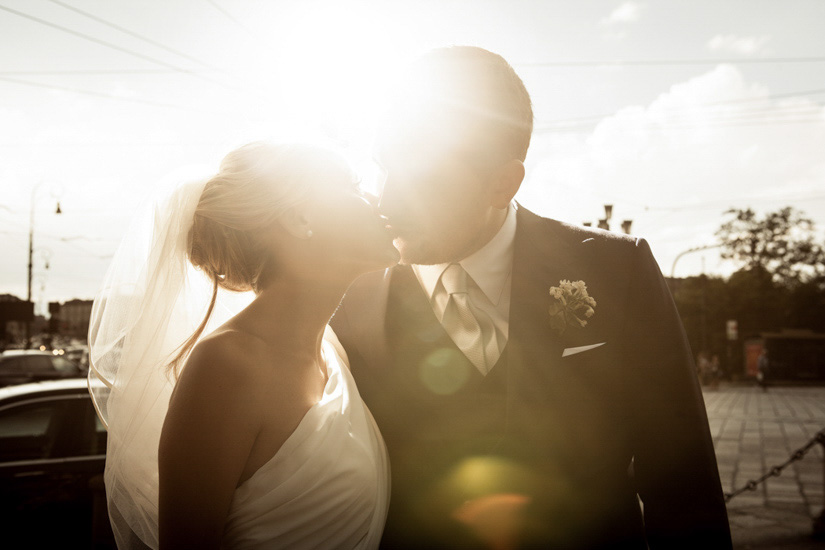 Fotografo matrimonio Torino: foto alla Gran Madre, Torino
