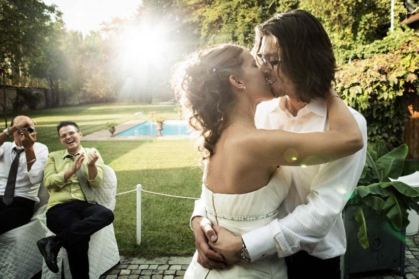 Fotografo matrimonio Torino: foto di matrimonio a Nichelino