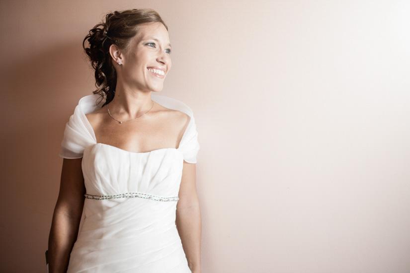 Un ritratti di sposa a Nichelino