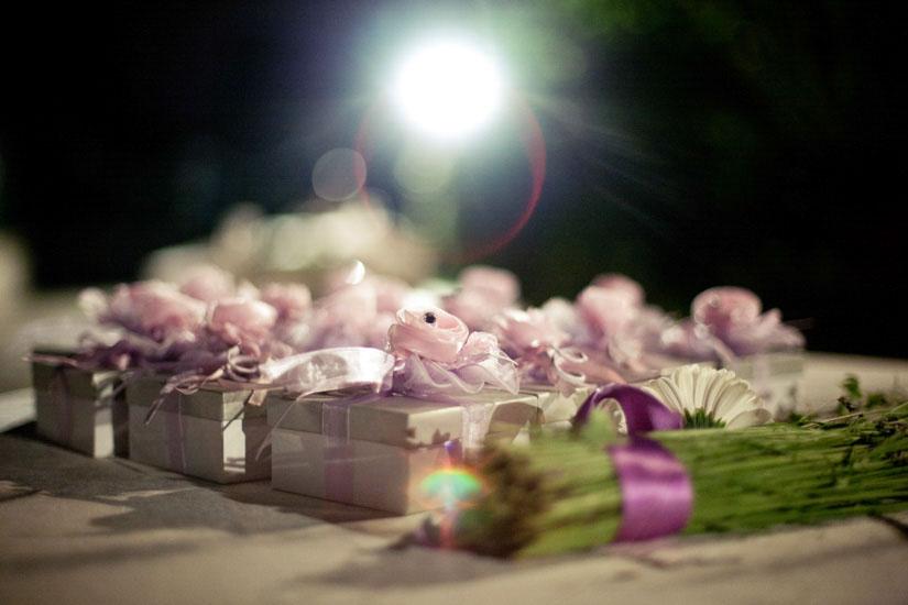 Fotografo matrimonio Torino: bomboniere di nozze per matrimonio a Torino