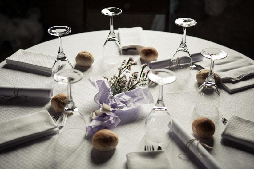 Fotografo matrimonio Torino: un ristorante di matrimonio in collina