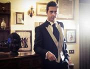 Matrimonio a Vinovo - Uno sposo posa per DOTScollective - fotografi di matrimonio a Torino