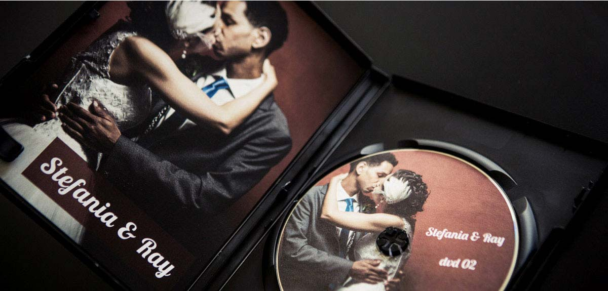 dvd di matrimonio torino
