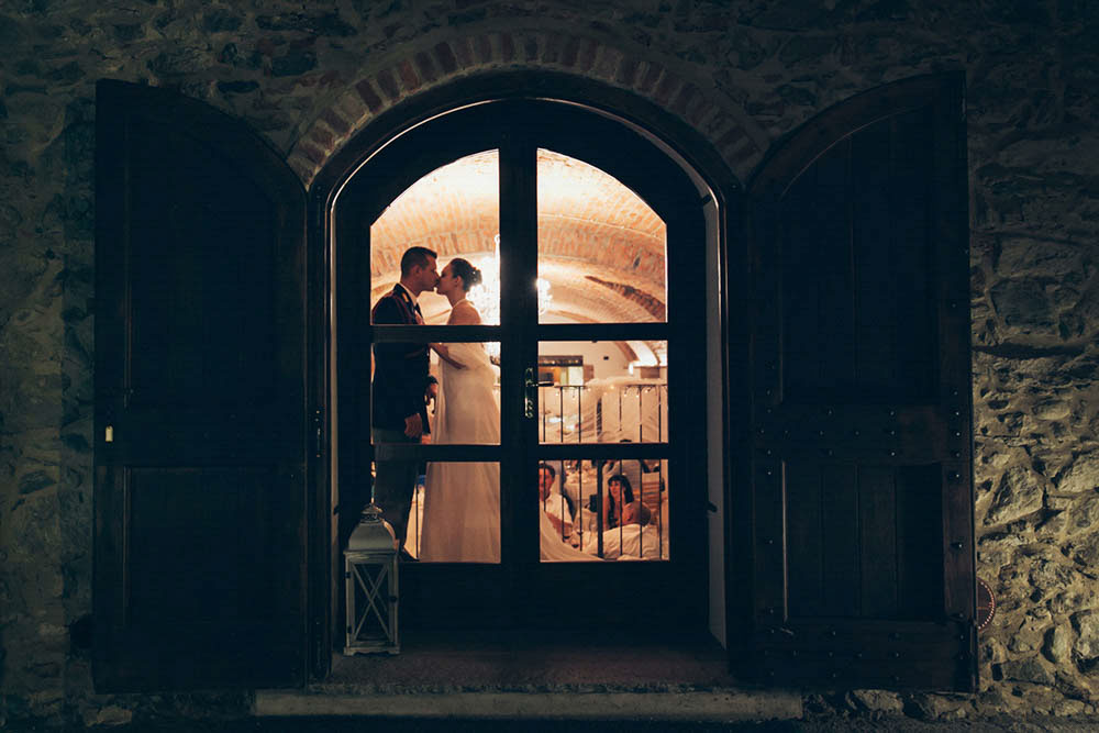 Fotografo matrimonio Torino: foto agli sposi