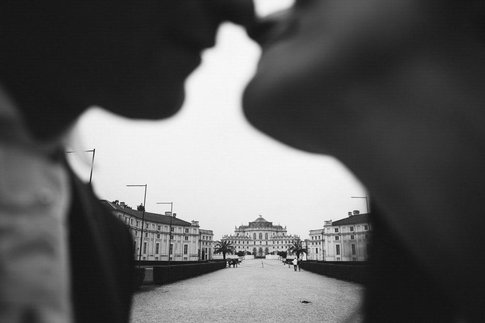 Fotografo matrimonio Torino - a Stupinigi si possono fare bellissime fotografie
