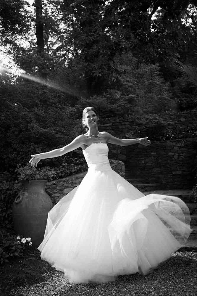 Fotografo matrimonio Torino: Fotografia della sposa Silvia