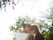 Fotografo matrimonio Torino: Gli sposi a Villa Somis